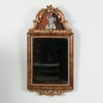 rokoko spegel