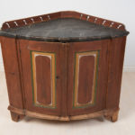 18th Century Gustavian Corner Sideboard