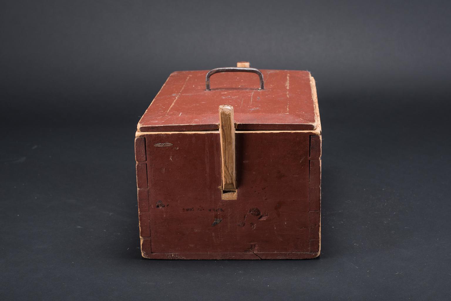 Flour box - Frånö Antik