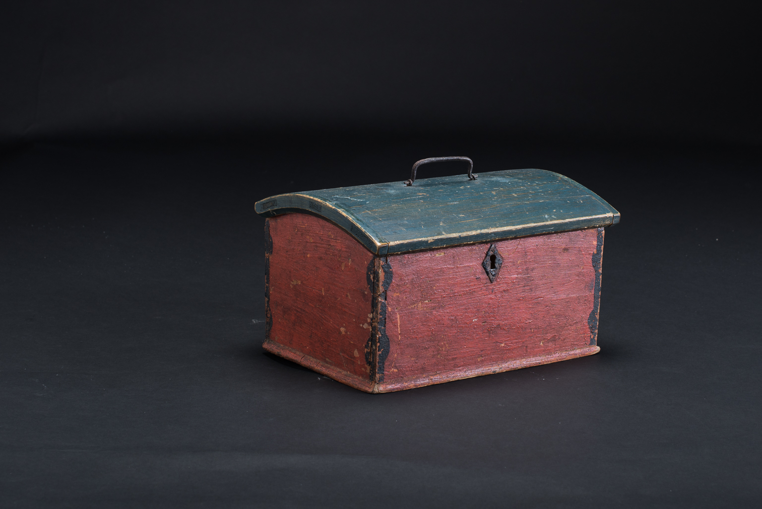 Folk Art Box