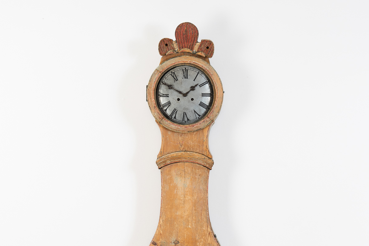 18th century Mora clock