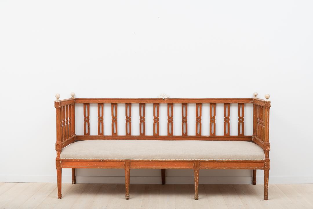 Gustavian Sofa