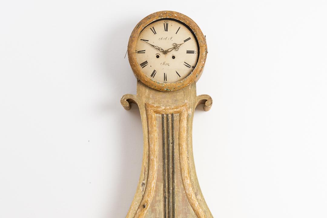 Swedish Mora Clock in Empire Style - 1820s