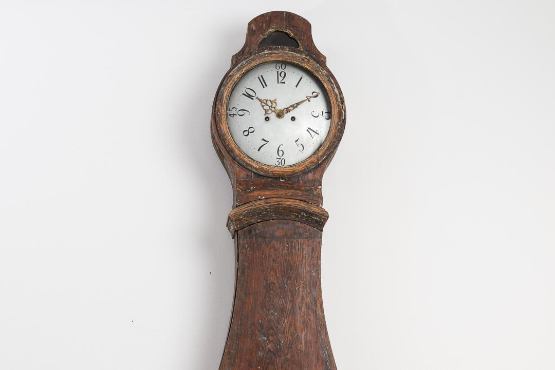 Rococo mora clock