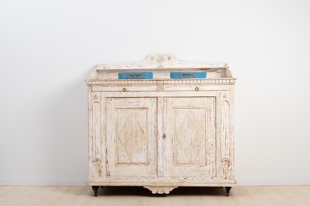 Swedish Gustavian Sideboard from the 18th Century