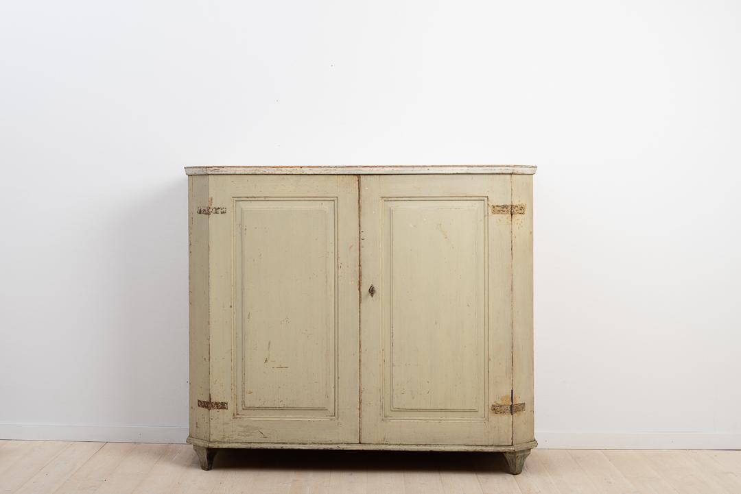 Swedish Gustavian Sideboard with Two Doors