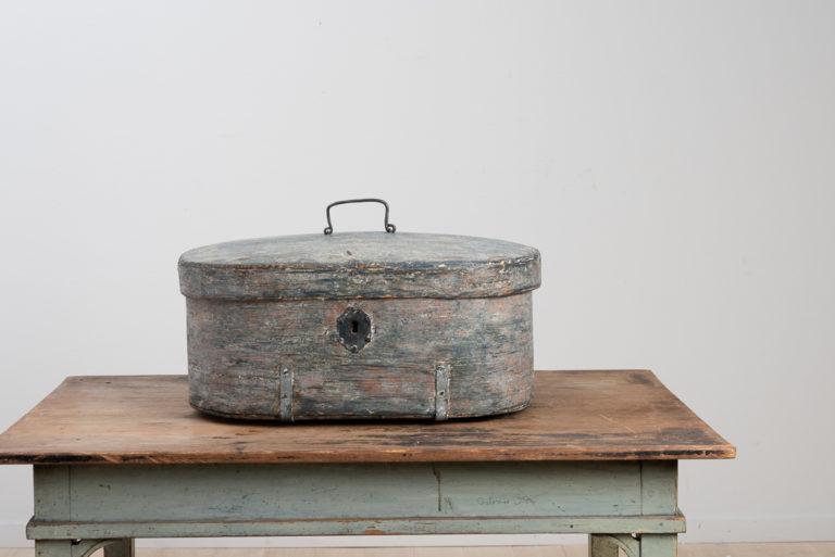Large Swedish Travel Box