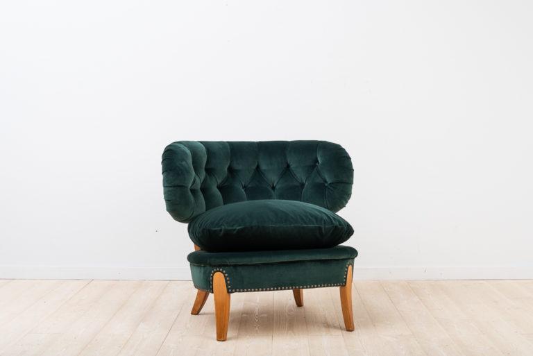 Lounge Chair Schultz by Otto Schultz
