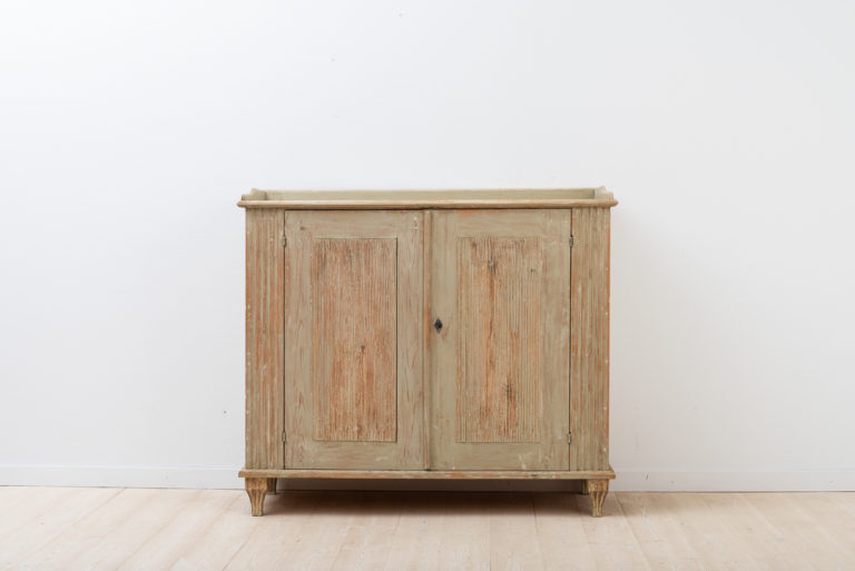 Gustavian Sideboard from Northern Sweden