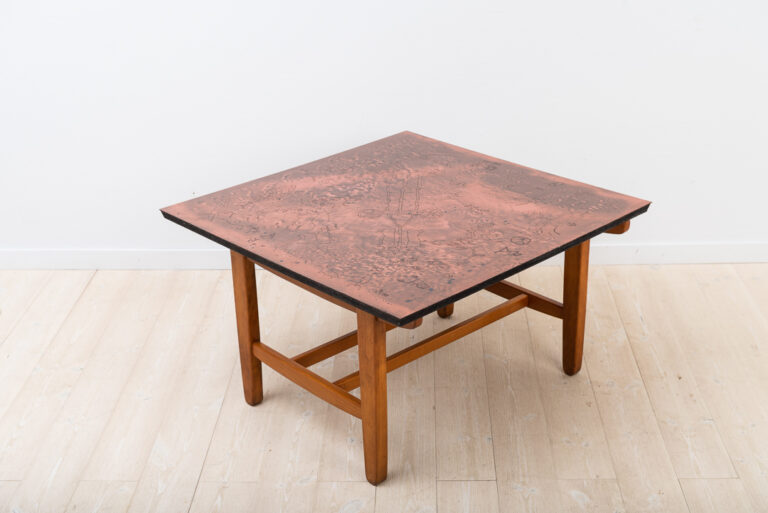 ALGOT TÖRNEMAN Sofa Table Trivia-Series, NK