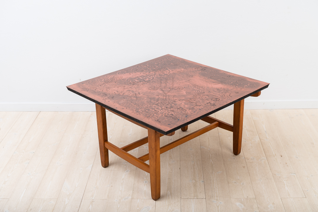 ALGOT TÖRNEMAN Sofa Table Trivia-Series, NK