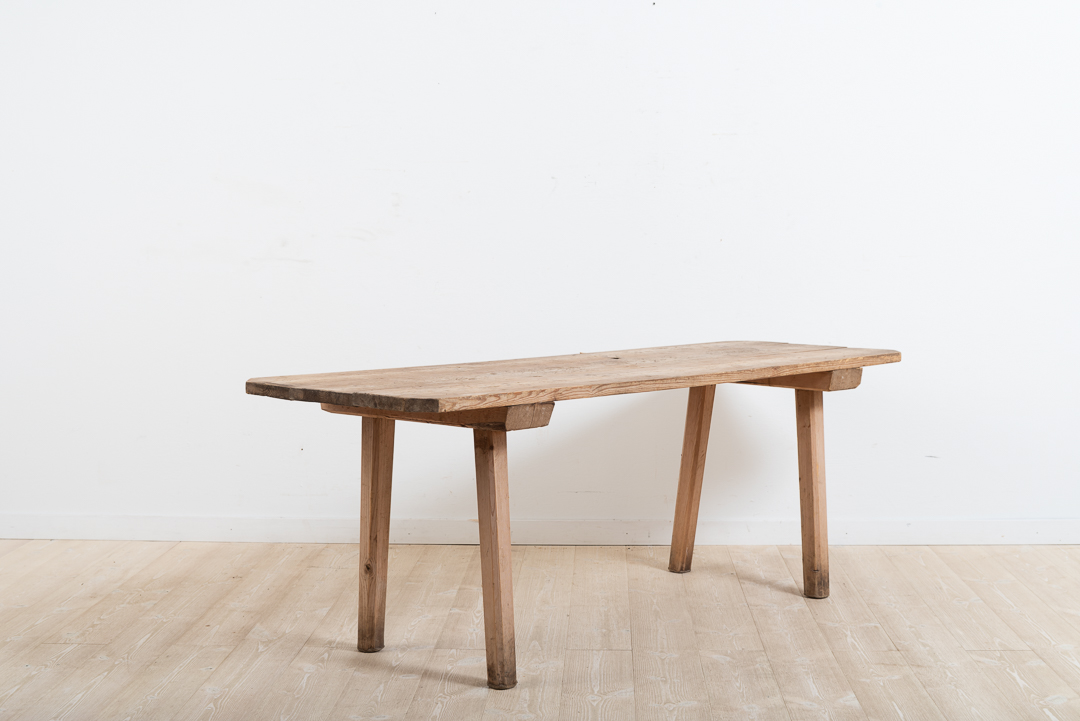 Workers Bench or Table in Unpainted Pine