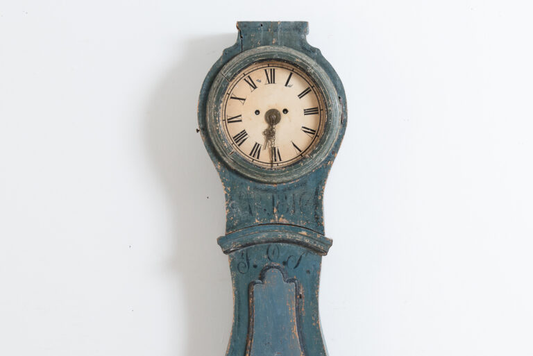 Long Case Clock from Northern Sweden