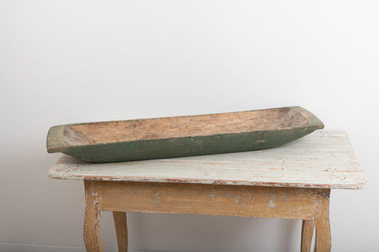 Unusually Long Trough with Traces of Original Paint