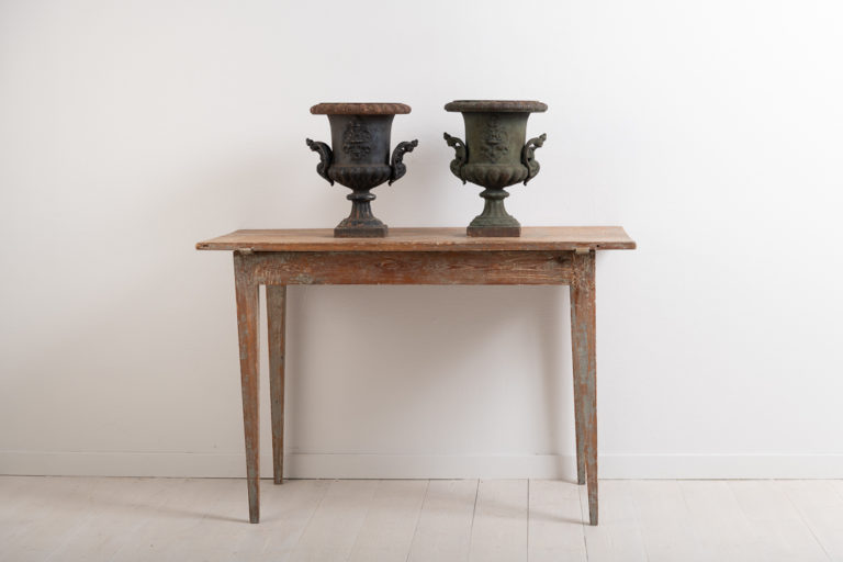 Swedish Side Table from Around the Year 1800