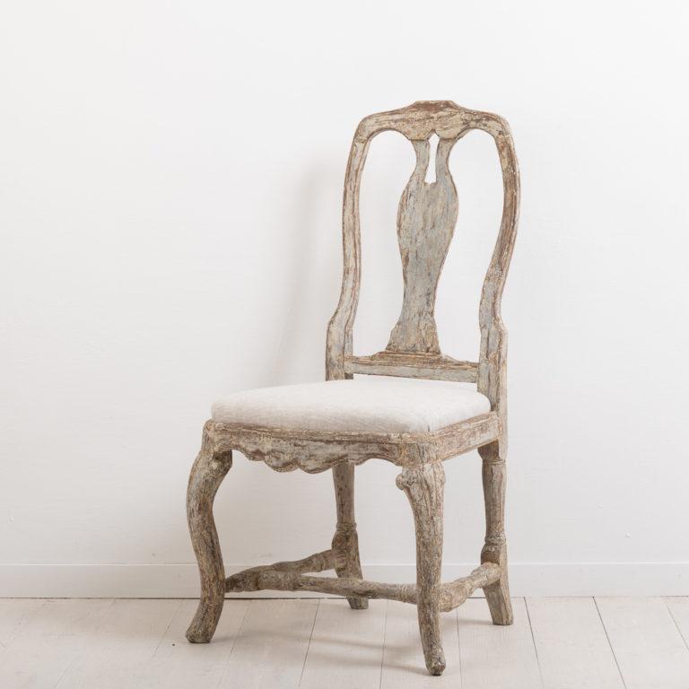 Antique Rococo Chair from Circa 1770
