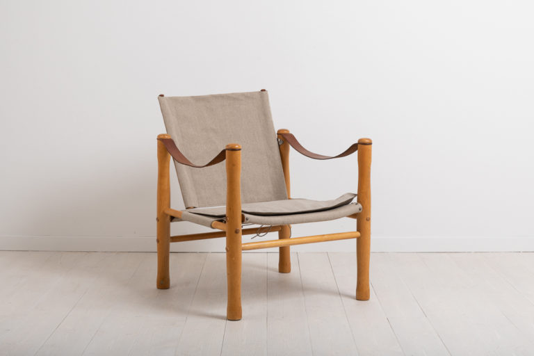 ELIAS SVEDBERG Safari Chair for NK