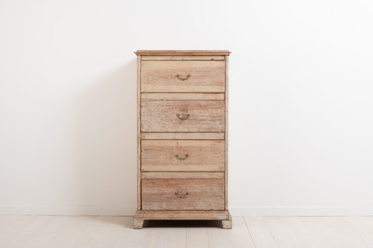 Chest of Drawers in Neoclassic Style