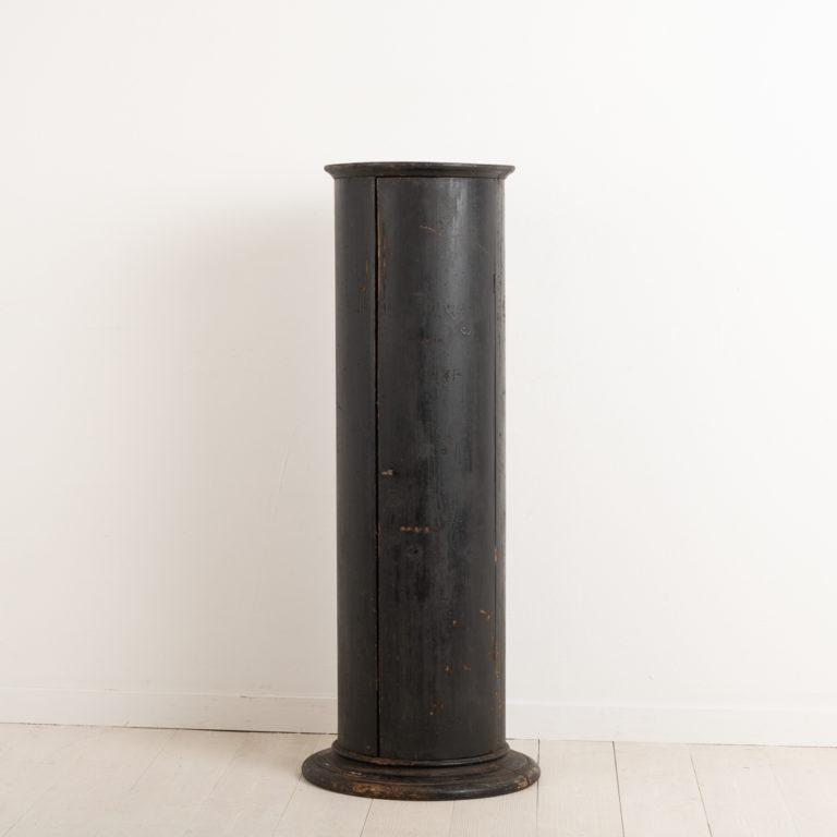 Circular Cabinet in Untouched Original Condition