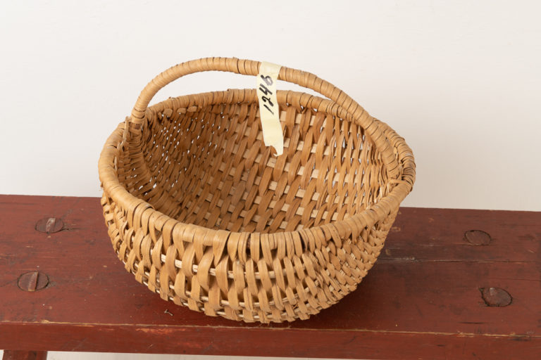 Late 19th Century Basket of the Folk Art Period