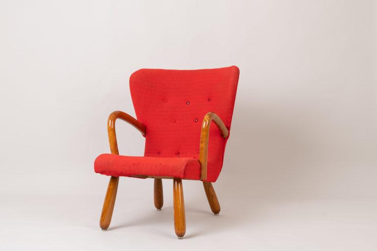 Clam Chair 'Åke' by IKEA - Mid Century Modern