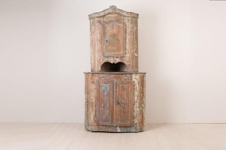 Rococo Corner Cabinet from Around 1770