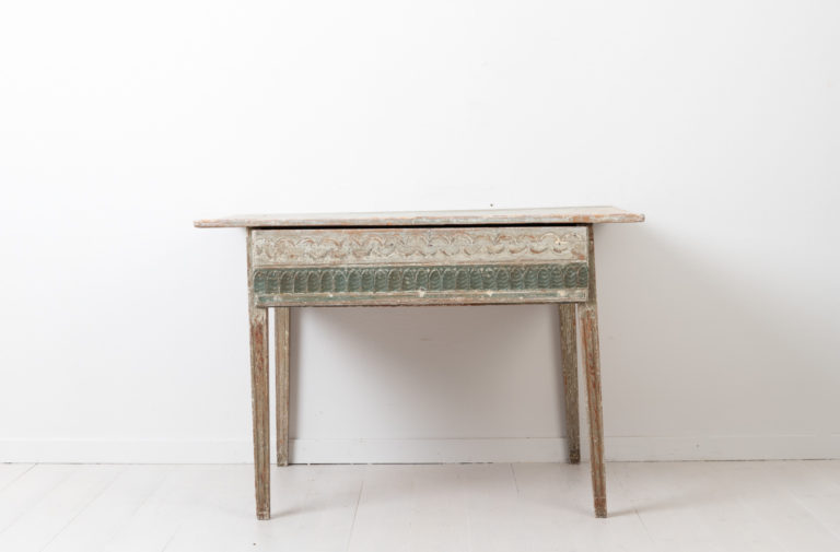 Gustavian and Neoclassical Side Table from Sweden