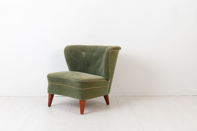Easy Chair by Gösta Jonsson from the Mid 20th Century