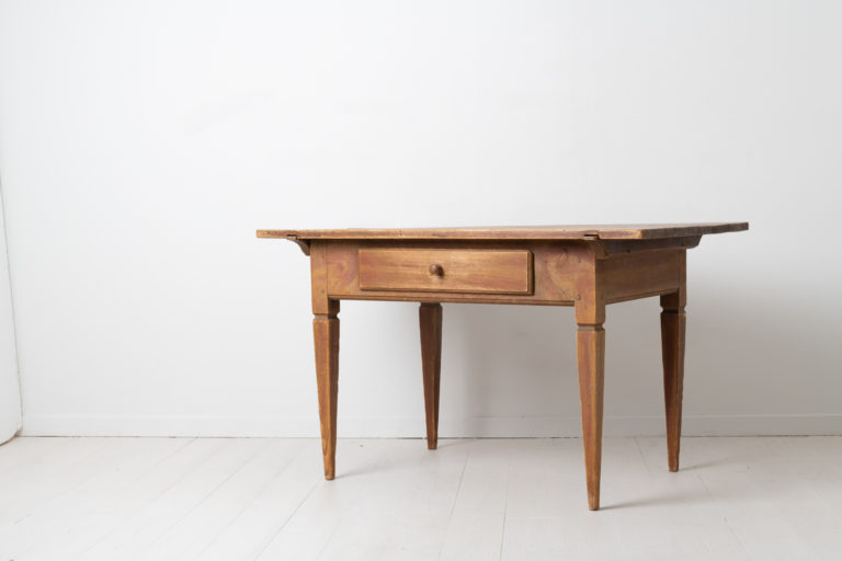 Gustavian Country Table from Northern Sweden