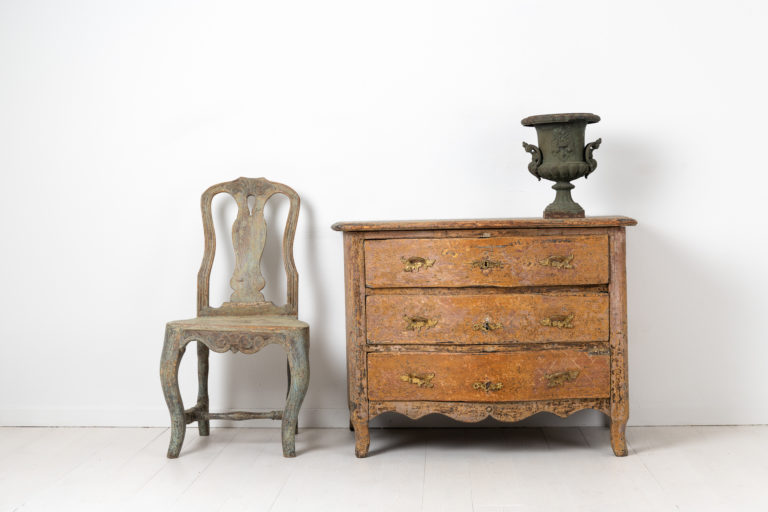 Swedish Chest of Drawers from the Mid 1700s