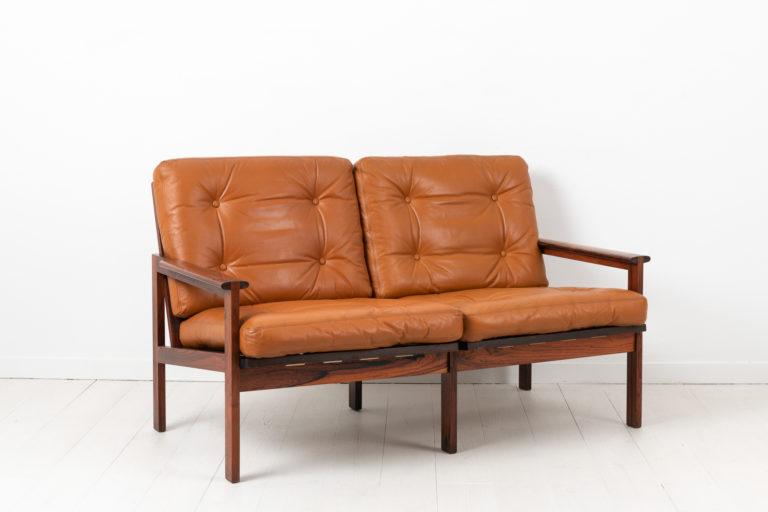 Capella Sofa by Illum Wikkelsø for N.Eilersen