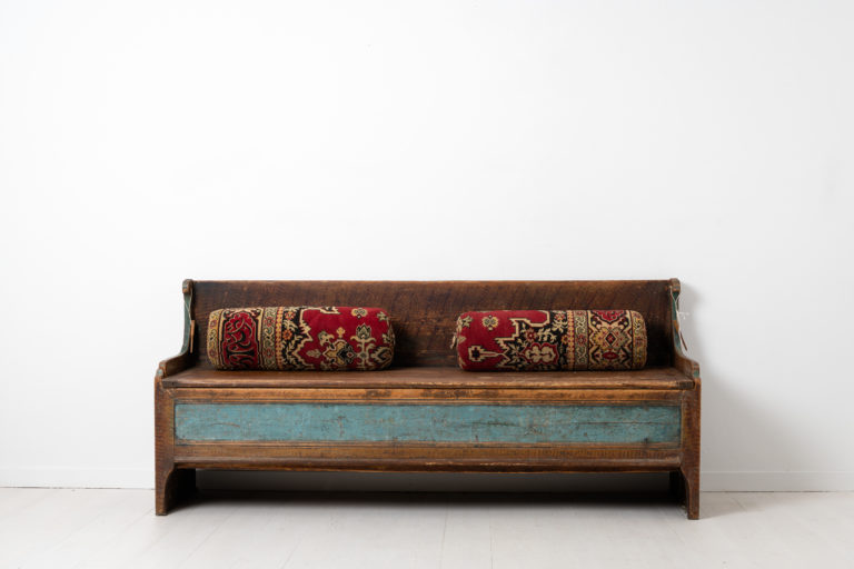 18th Century Country Bench from Sweden